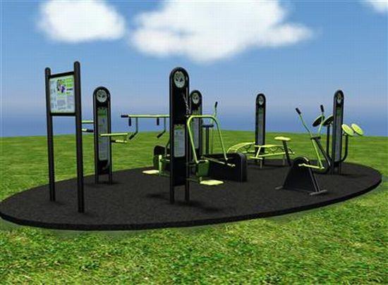 outdoor gymnasium