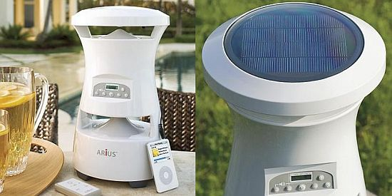 outdoor solar wireless speaker