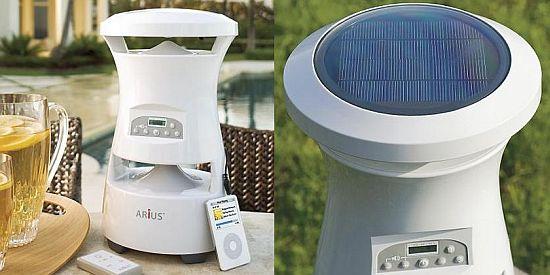 outdoor solar wireless speaker