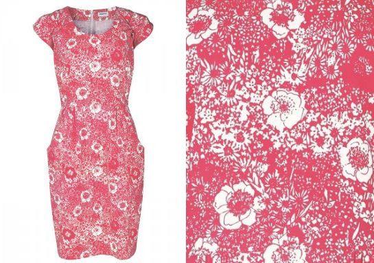 People Tree 'Lora' printed dress