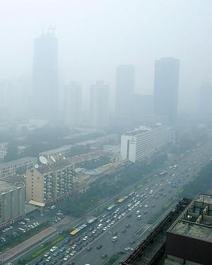 pollution in beijing