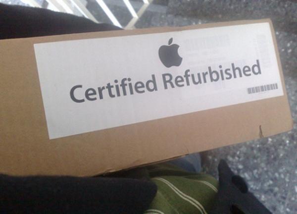 Refurbished products