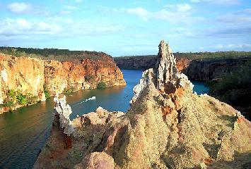 sao francisco rive  alagoas canyon