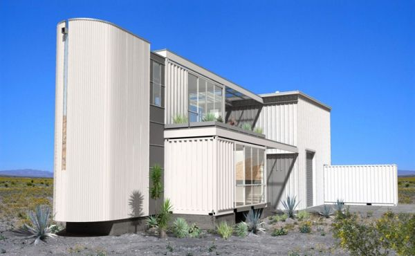 Best of 2011 eco friendly homes built with recycled material green diary green revolution - Container home costs ...