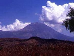 sierra negra volcano the proposed site for the wor