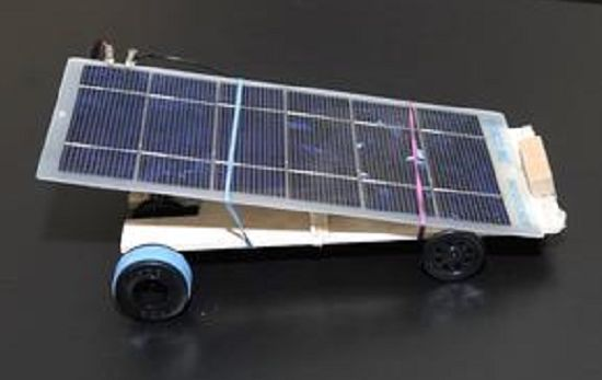 cars solar system projects - photo #15