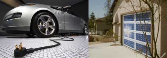 Good Solar Panel Garage Doors Might Change The Future Of EVs   Green Diary    Green Revolution Guide By Dr Prem