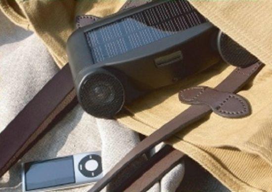 solar sound by landport