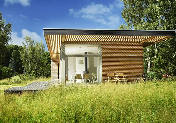5 Prefabricated Houses Designed For Disaster Relief