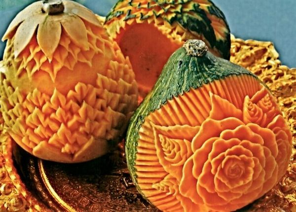 Stunning examples of vegetable art green diary