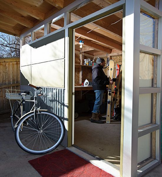 Studio Shed To Install Its First Sustainable Prefab