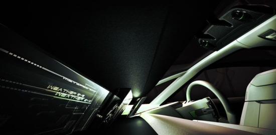 subaru hybrid tourer concept 4