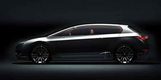subaru hybrid tourer concept 5