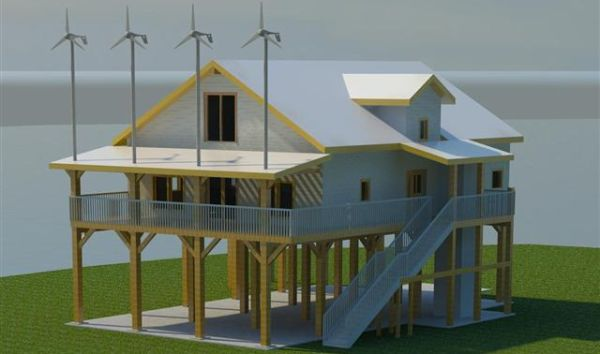 Seven Ways To Convert Your House To Passive House To