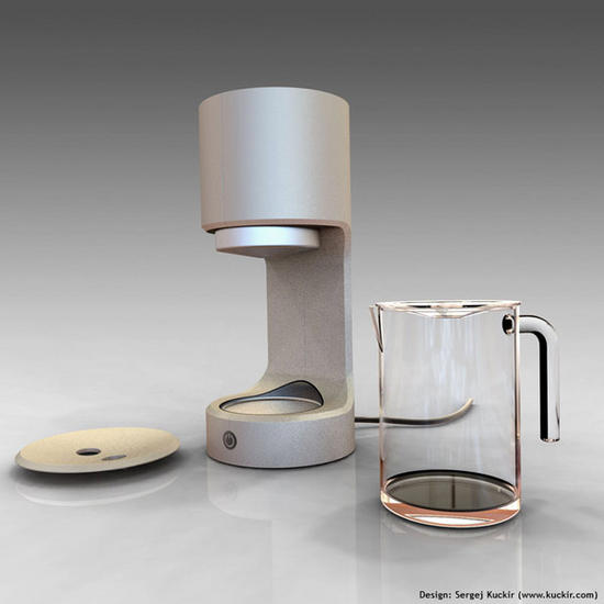 Sustainable Coffee Maker for green caffeine addicts - Green Diary - Green Revolution Guide by Dr ...