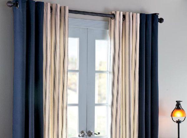 Tab-Top Curtain