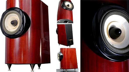 teresonic magus compact loudspeakers