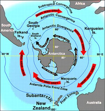 the antarctic circumpolar current 9