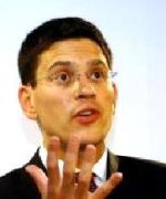 the environment secretary david miliband 9