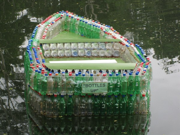 Bibe: Get How to build a boat made of plastic bottles