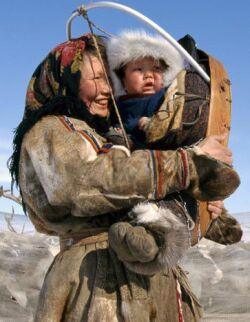 the siberian tribal