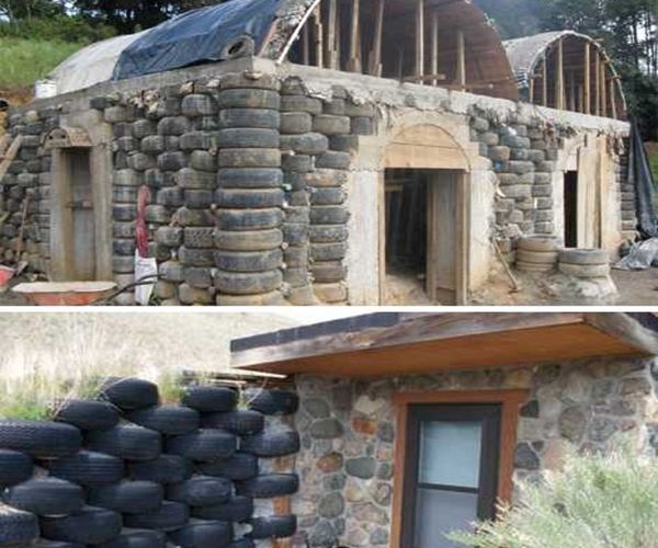 5 Most Interesting Recycled Building Materials Green