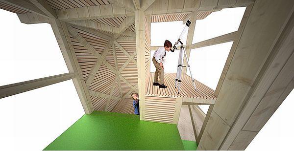 Cardboard Playhouse: Keep your child engaged | Greendiary ...