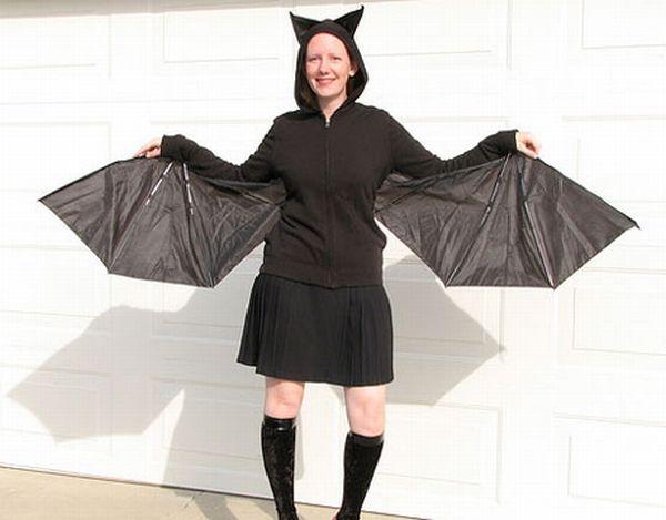 Umbrella bat