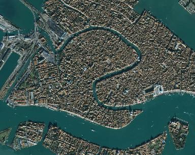 venice    the waterlogged italian city