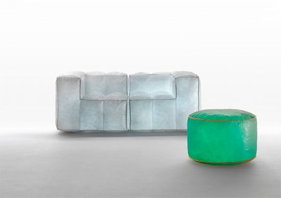 via lattea glowing air filled furniture 2