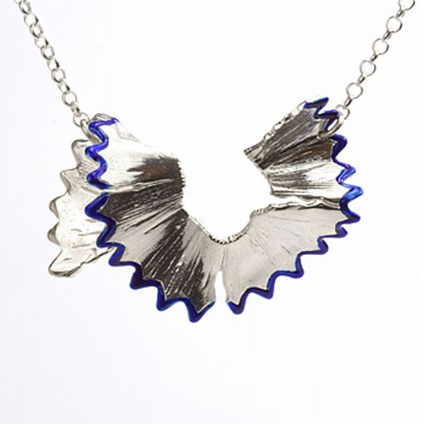 Необычные серебряные украшения от Виктории Мэйсон.