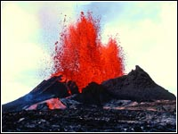 earthquakes behind volcanic activity study   green living