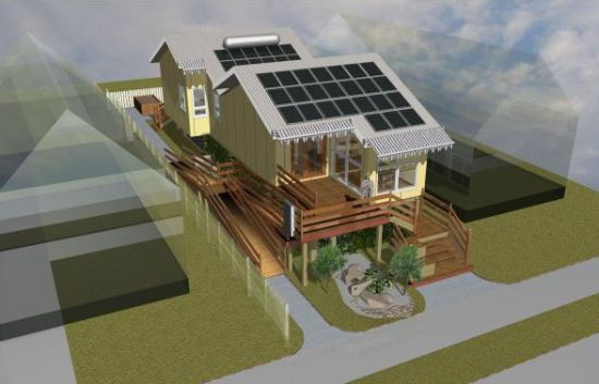 Net Zero Home Design. Cradle_To_Cradle_Net_Zero_Strawn_Sierralta_4
