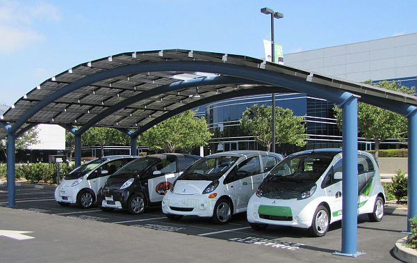 10 electric vehicle charging stations harvesting clean solar energy green diary green revolution guide by dr prem