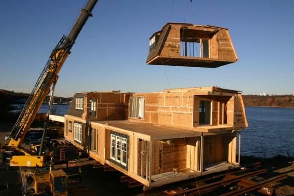 What Is A Prefab Home the good, the bad and the ugly: prefabricated homes - green diary