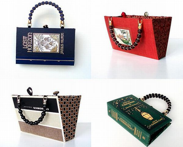 15 creative ways to recycle old books green diary for How to reuse old books