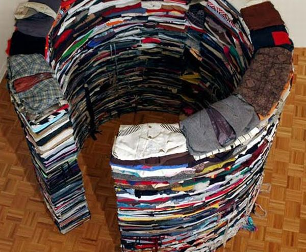 5 Creative Ways To Recycle Your Old Clothes Green Diary