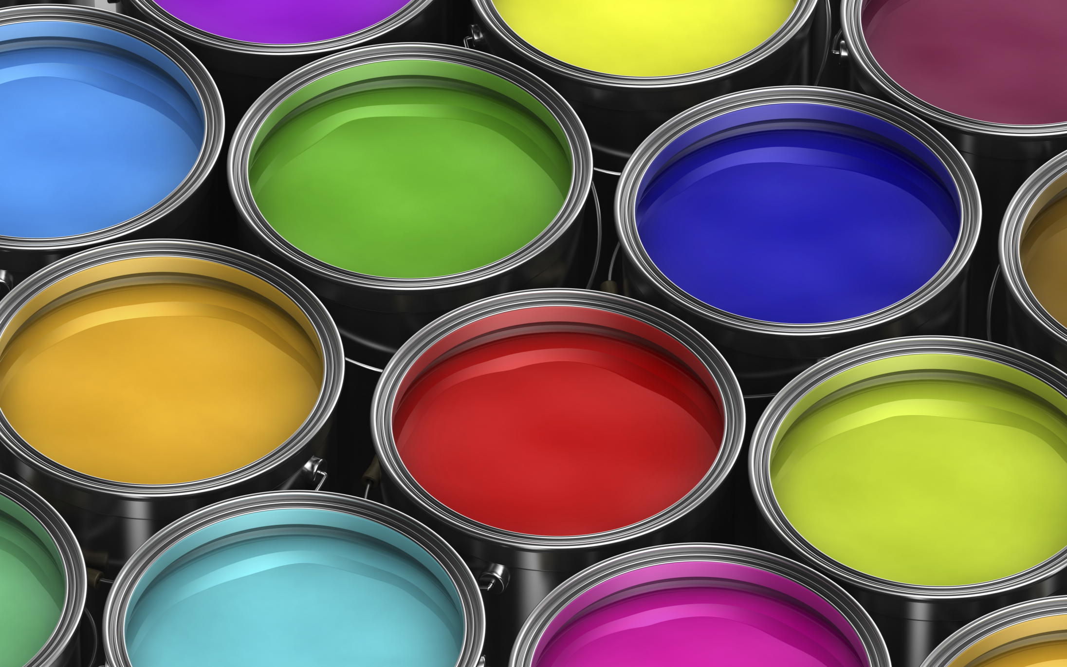 Opt for sustainable paints to ensure a better future for Photos to paint
