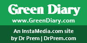 Greendiary : Greendiary – Let's go green and save the environment for a sustainable future