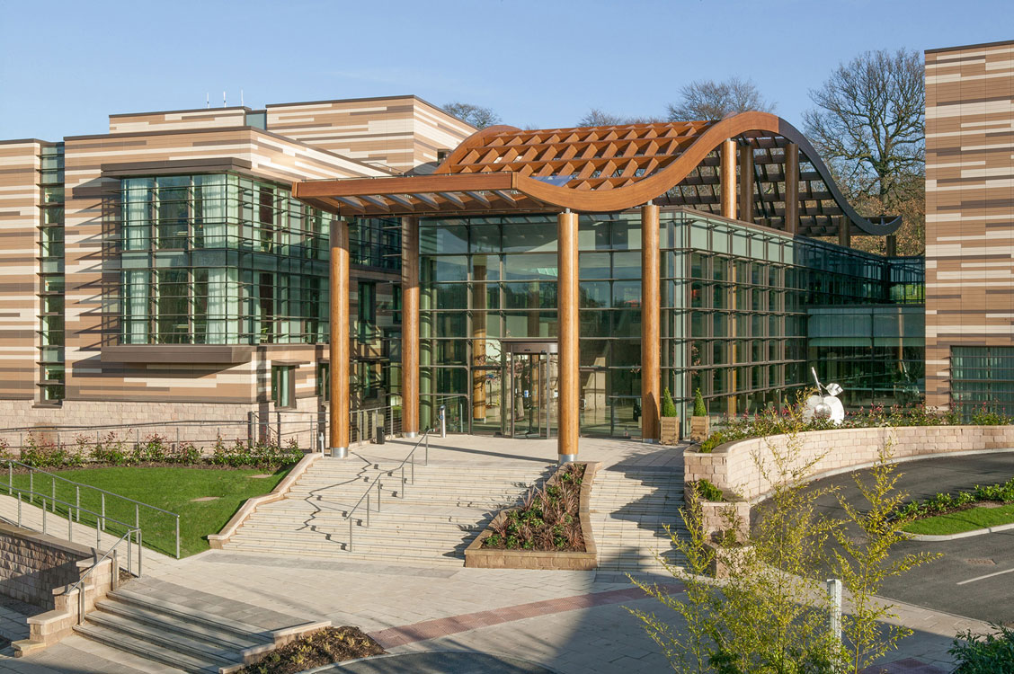 Eco Friendly Hotel In The University Of Nottingham The