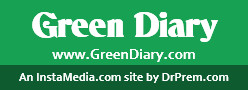 Green Diary – Green Living Guide by Dr Prem