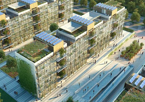 Eco friendly apartments for the modern man - Green Diary - Green ...