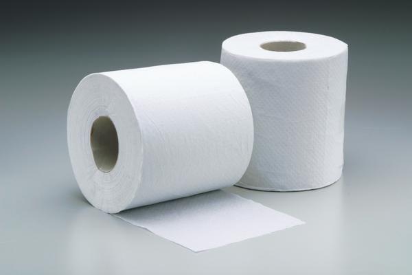 post-consumer toilet paper