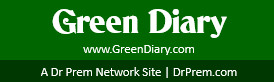 Green Diary – Green Revolution Guide by Dr Prem