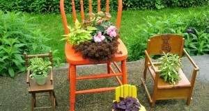 Recycled products for your eco-friendly garden