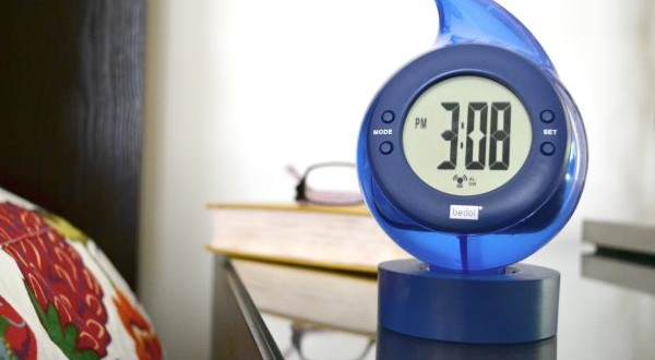 Bedol water powered clock_1