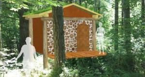 Student Built Natural Cottage by Stacey