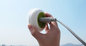 Window Socket Solar Charger_1