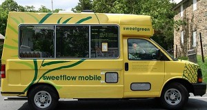 Sweetflow food truck, Washington D.C _2