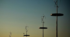Vertical axis wind turbines (2)